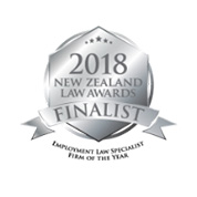Employment Law Specialist Firm of the Year 2018